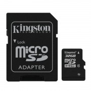 KINGSTON Micro SD 32Gb (SDC4/32GB)