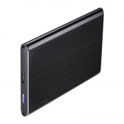"""HDD Case TOOQ 2.5"""" Sata USB3.0 Negra (TQE-2529B)"""