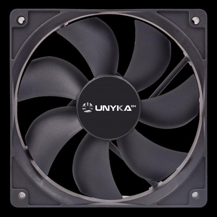 Ventilador 12x12 UNYKA Conector CHA FAN (51787)