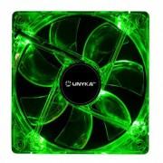 Fan Cooler 12x12 UNYKA Green Neon (51784)