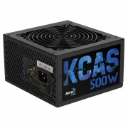 Fuente AEROCOOL KCAS 500W 80+ Bronze Gaming (KCAS-500W)