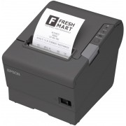 Printer Epson TM-T88VPN USB LPT Negra (C31CA85833)