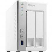 Caja NAS QNAP 2xSATA 2.5/3.5 Gbit USB3 (TS-231P)