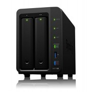 "Caja NAS Synology DiskStation 2Gb 2.5""/3.5"" (DS718+)"