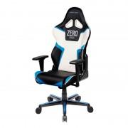 Silla Gaming DxRacer Negro/Azul/Blanco (OH/RZ118/NBW)
