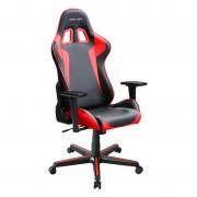 Silla Gaming DxRacer Negro/Rojo (OH/FL00/NR)