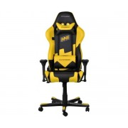Gaming Chair DxRacer Black/Yellow (OH/RE21/NY)