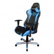 Gaming Chair DxRacer Black/Blue (OH/FE00/NB)