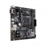 ASUS PRIME B450M-K: (AM4) 2xDDR4 VGA DVI mATX