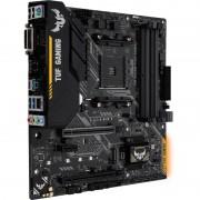 ASUS TUF B450M-PLUS GAMING:(AM4) 4xDDR4 HDMI DVI mATX