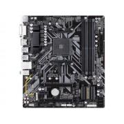 GIGABYTE GA-B450M DS3H: (AM4) 4xDDR4 HDMI DVI mATX