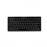 Keyboard APPROX Universal Bluetooth 3 Black (APPKBBT02B)