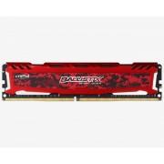 Ballistix Sport LT DDR4 8Gb 2400 Grey BLS8G4D240FSE
